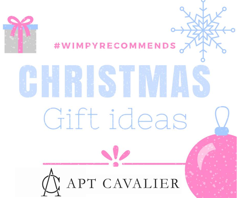 Wimpy Recommends – Christmas Gift Ideas Pt.4 post thumbnail image