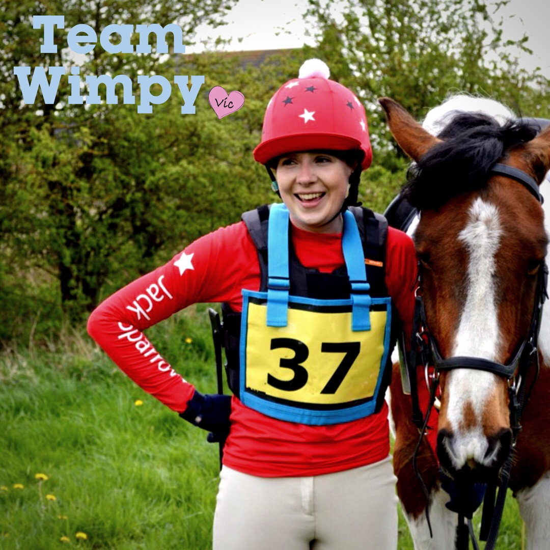 Team Wimpy Update 3: By Sharon Murphy – My first EVER One Day Event!! post thumbnail image