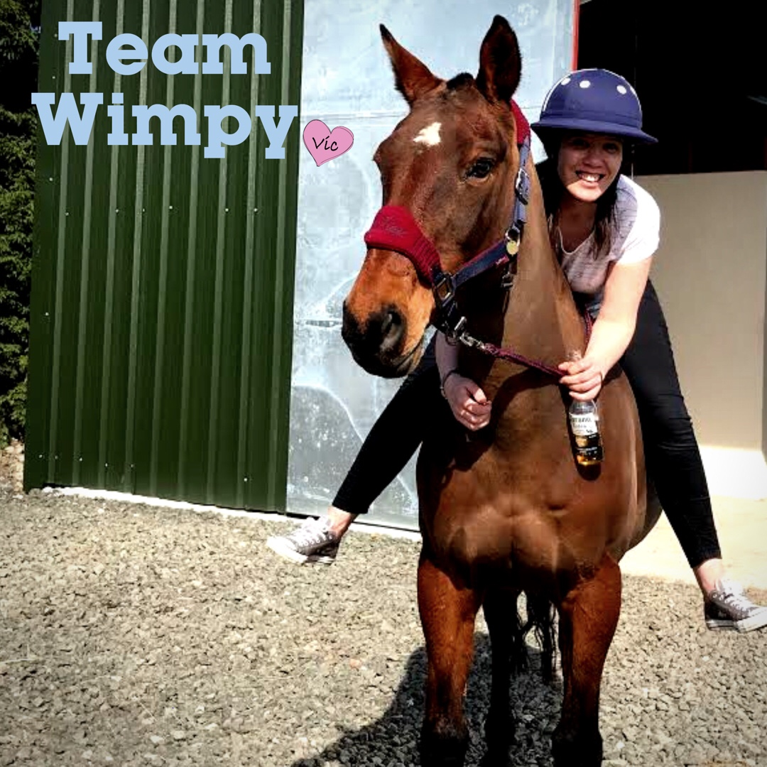 Team Wimpy Update 4: by our lovely Polo Player Susan Paterson post thumbnail image