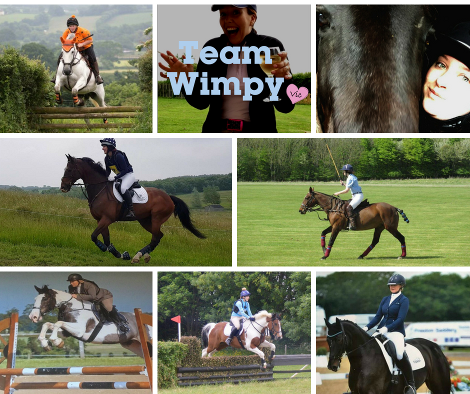 Team Wimpy Weekend Round Up! post thumbnail image